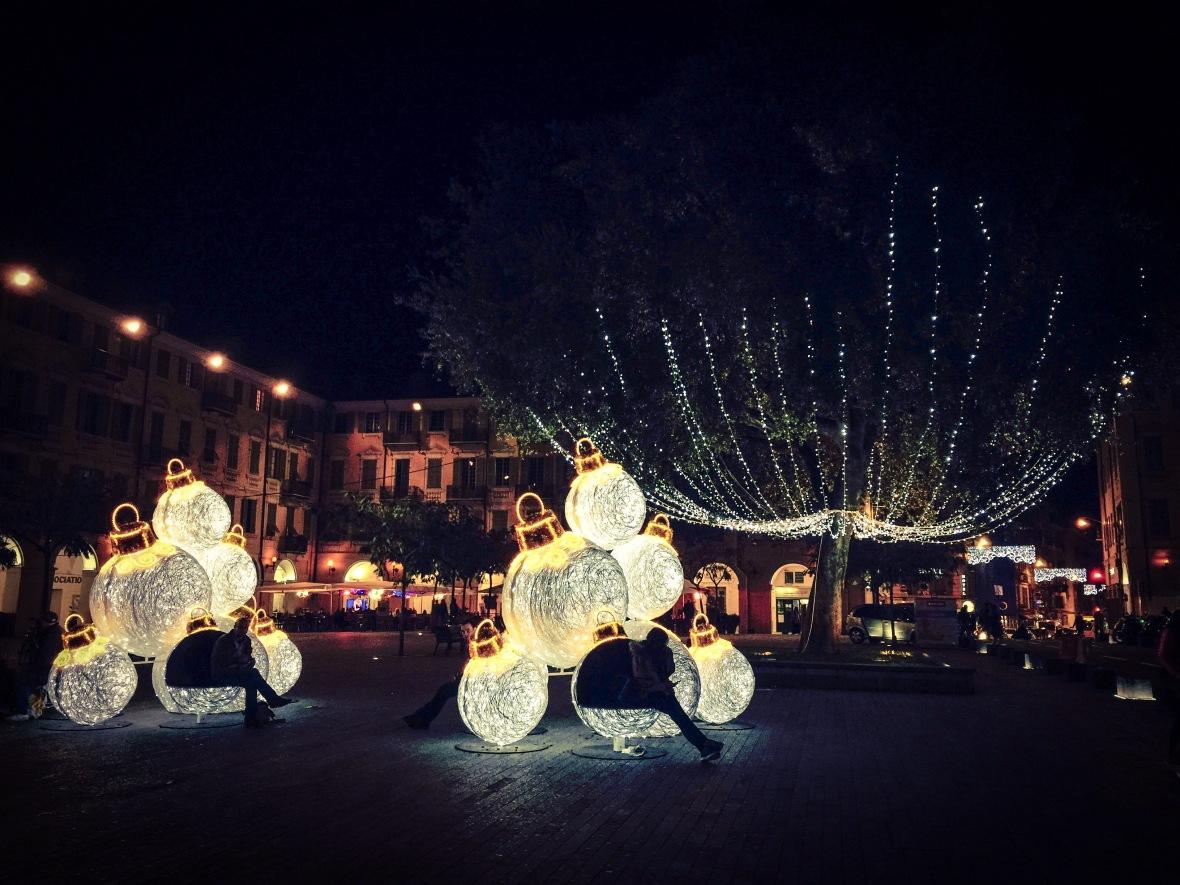 Place Garibaldi Nice Noël 2014