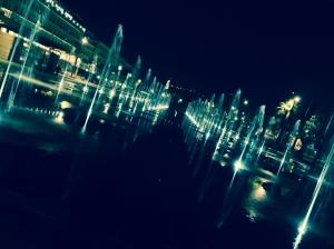 Nice Coulée verte de nuit (100)