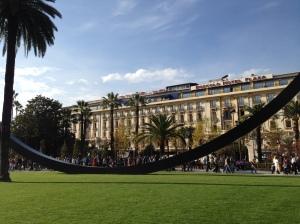 Nice Inauguration Coulée Verte (28)