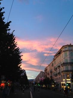 Nice Avenue Jean Médecin