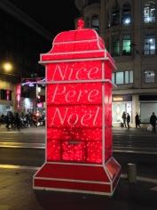Nice Jean Médecin décoration de Noël