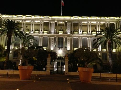 Vieux Nice Palais des Ducs de Savoie Place Pierre Gautier