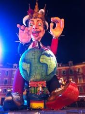 Nice Carnaval 2013 Place Masséna