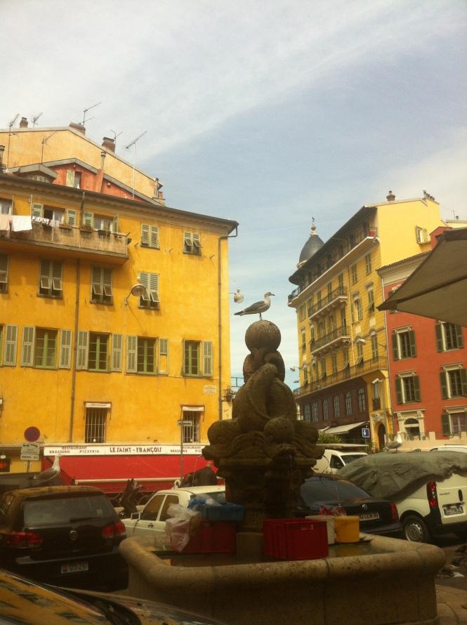 Vieux Nice Place Saint François Vieille ville