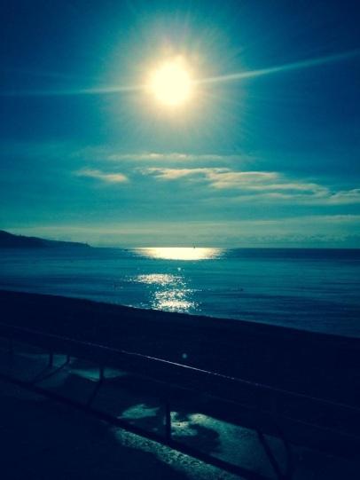 Nice Plage Promenade des Anglais